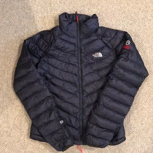 Women's North Face Puffer coat